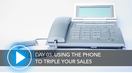 Day 03: Phone Sales
